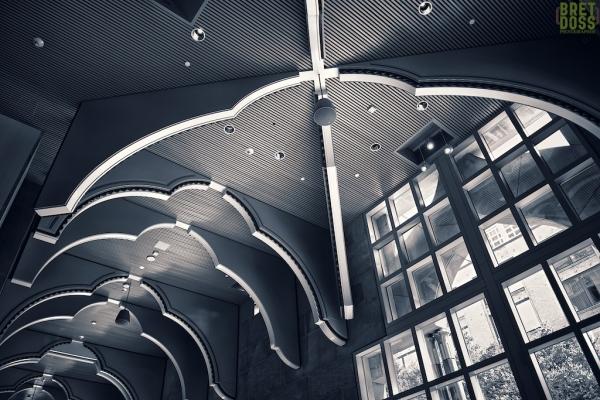 SAM Ceiling © Bret Doss 2013 01