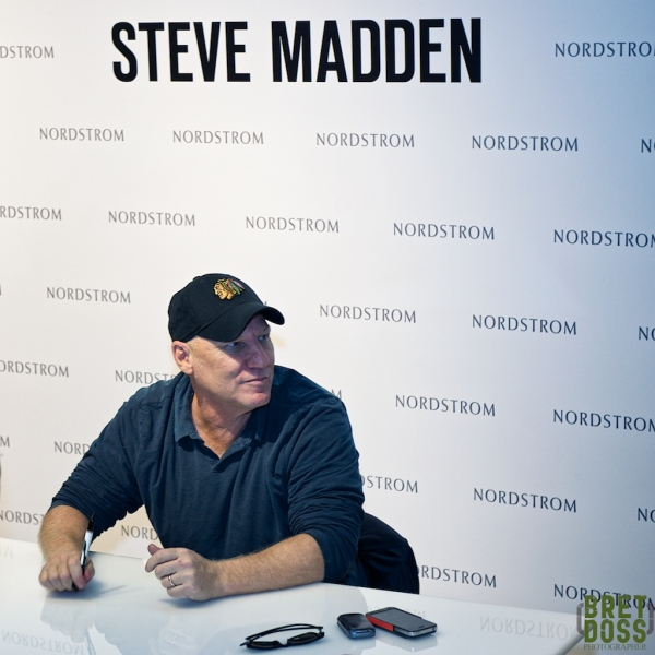 Steve Madden at Nordstrom VivaFashionistas © Bret Doss 2013 10