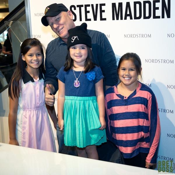 Steve Madden at Nordstrom VivaFashionistas © Bret Doss 2013 62