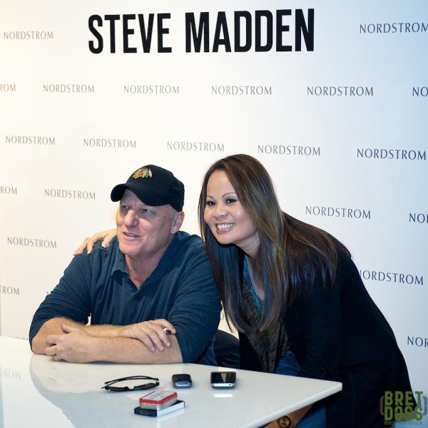 Steve Madden at Nordstrom VivaFashionistas © Bret Doss 2013 9