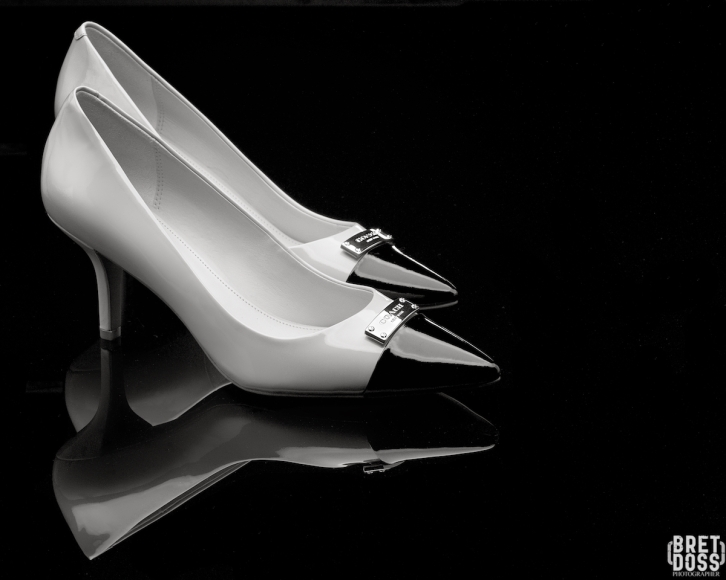 Shoes bw © Bret Doss 2016 03